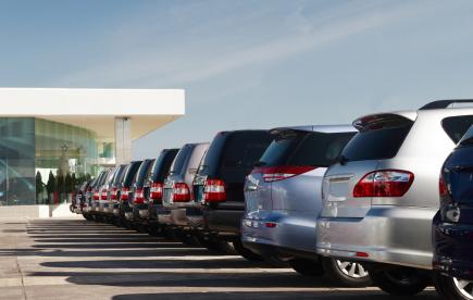 Plenty of SUV Options on Our Lot!