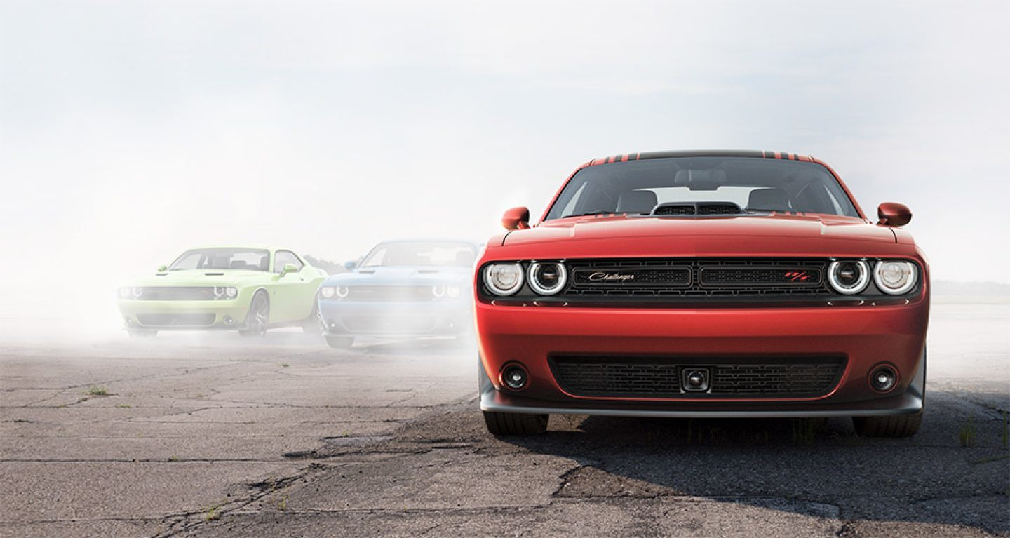 2019 Dodge Challenger Leasing near Oklahoma City, OK