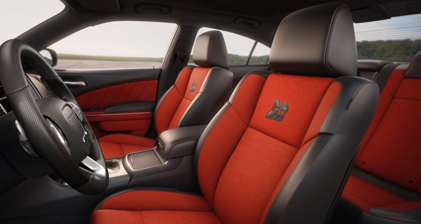 Available Features for the Challenger Cabin