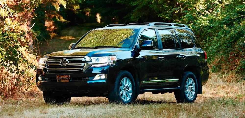 2019 Toyota Land Cruiser available near Summit