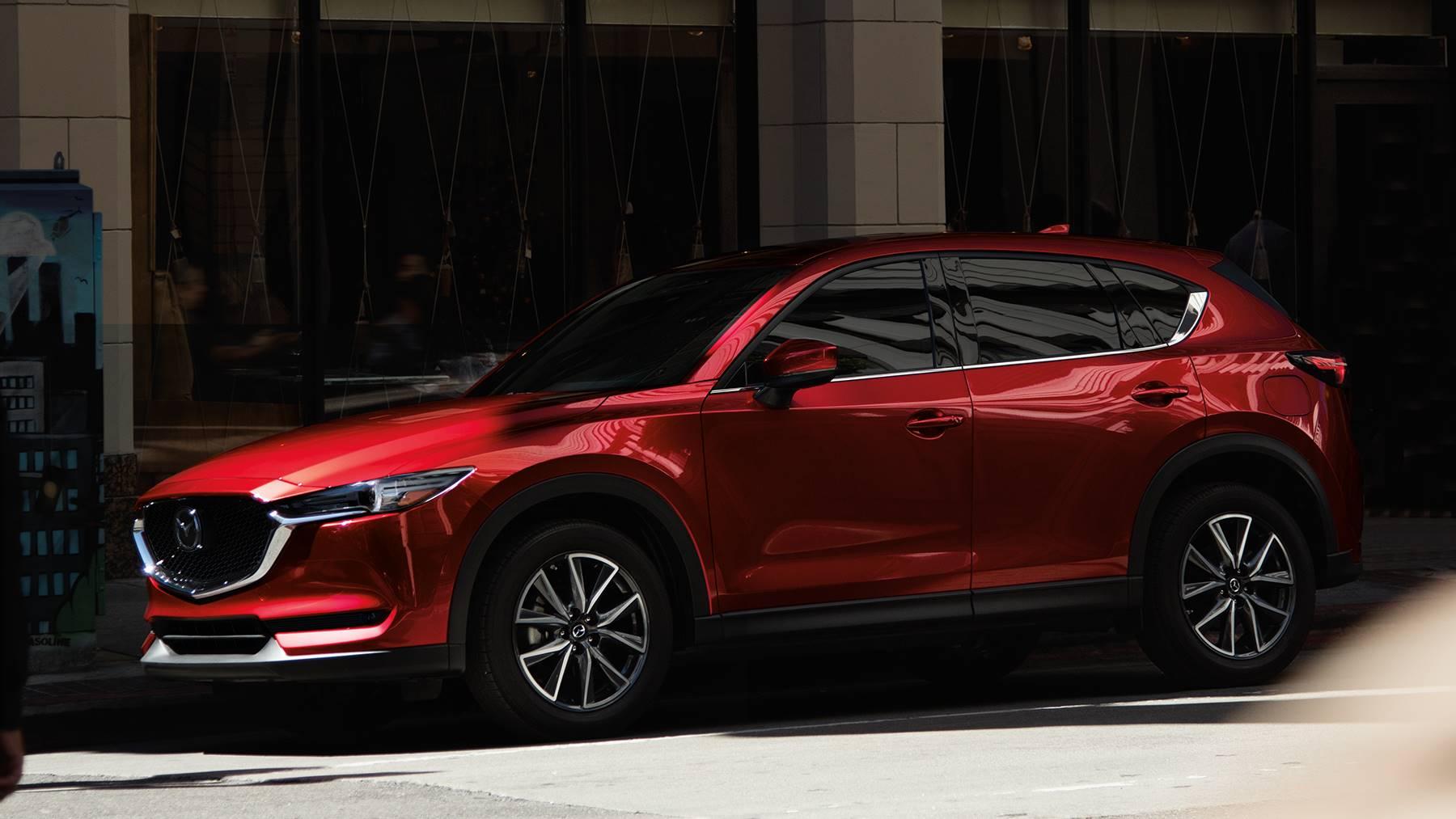 2018 Mazda CX-5 vs 2018 Honda CR-V in Monroe, LA
