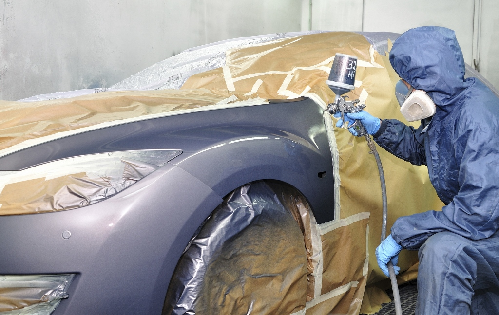 Collision Repair in Grand Ledge, MI