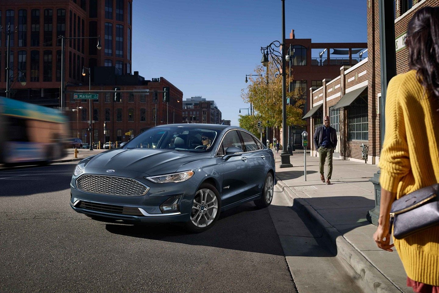 2019 Ford Fusion Leasing Near Oklahoma City Ok David Stanley Ford