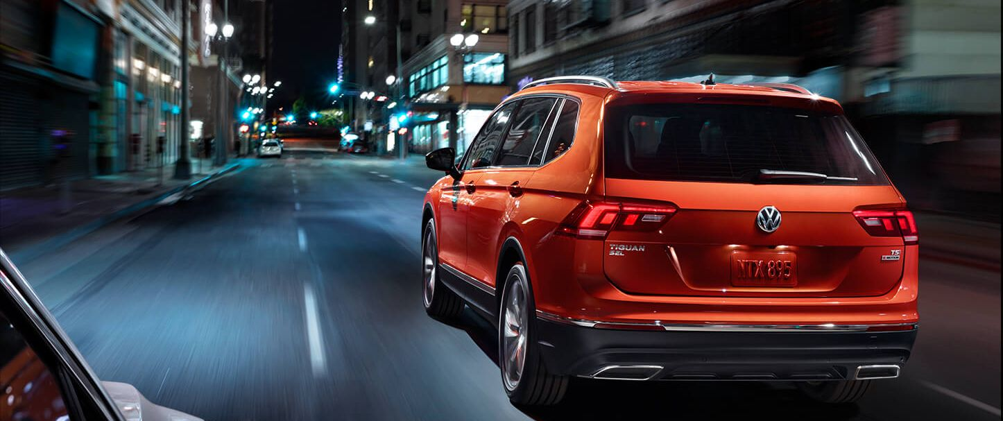 Volkswagen Tiguan 2018 para leasing cerca de Laurel, MD
