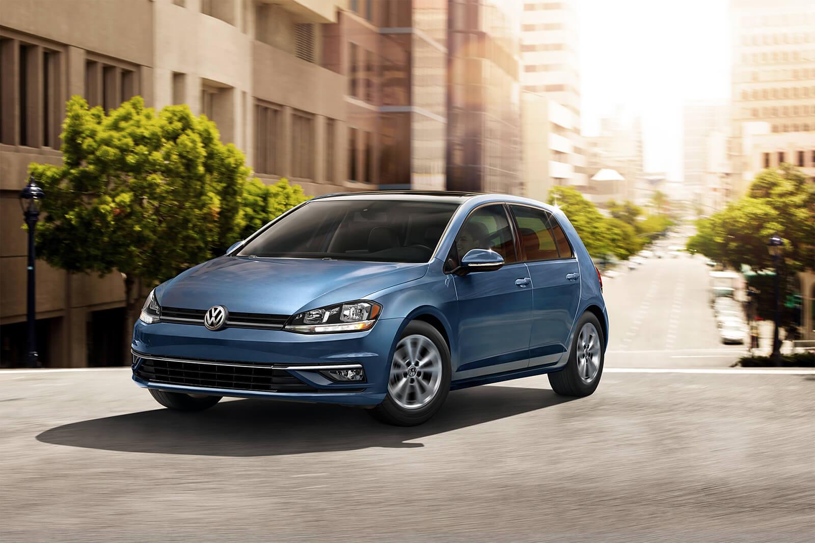 El Volkswagen Golf 2018 es puro estilo y desempeño