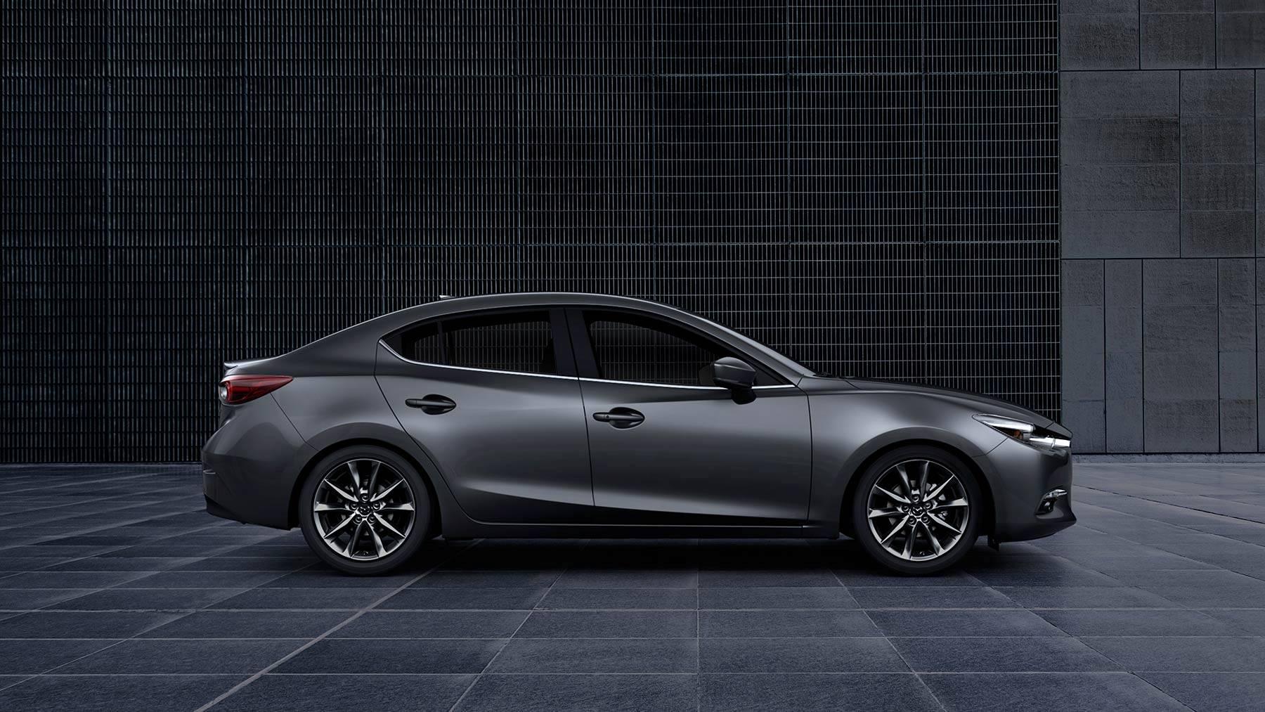 2018 Mazda3 Financing near Lansing, MI