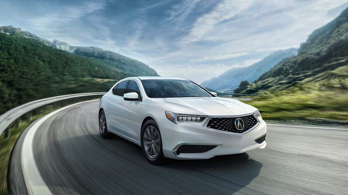The TLX Can't Beat the 5 Series!