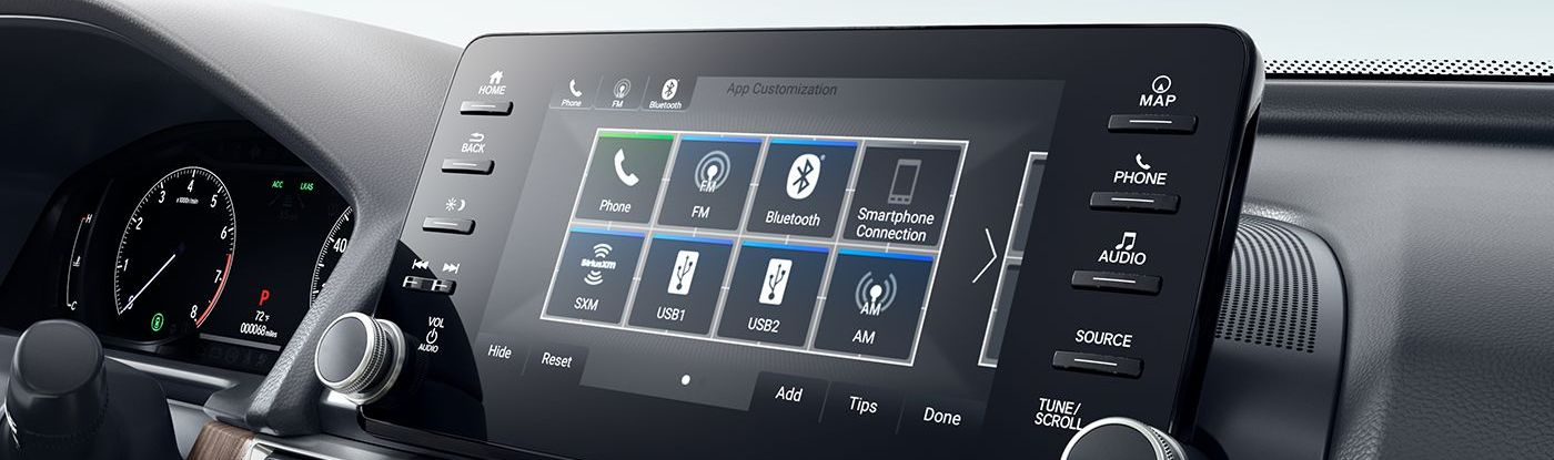 You'll Love Each Moment You Get To Use the Accord's Infotainment System!