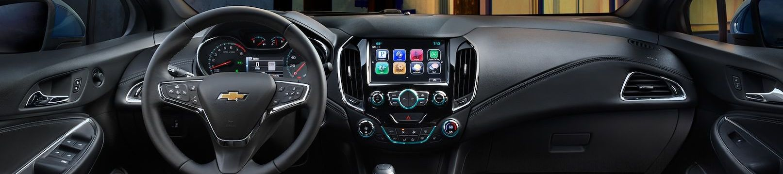 2018 Chevrolet Cruze Center Console