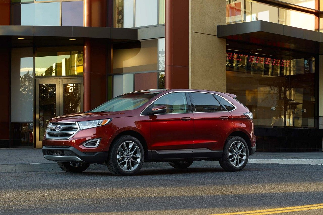 2018 Ford Edge Financing near Elizabethtown, KY