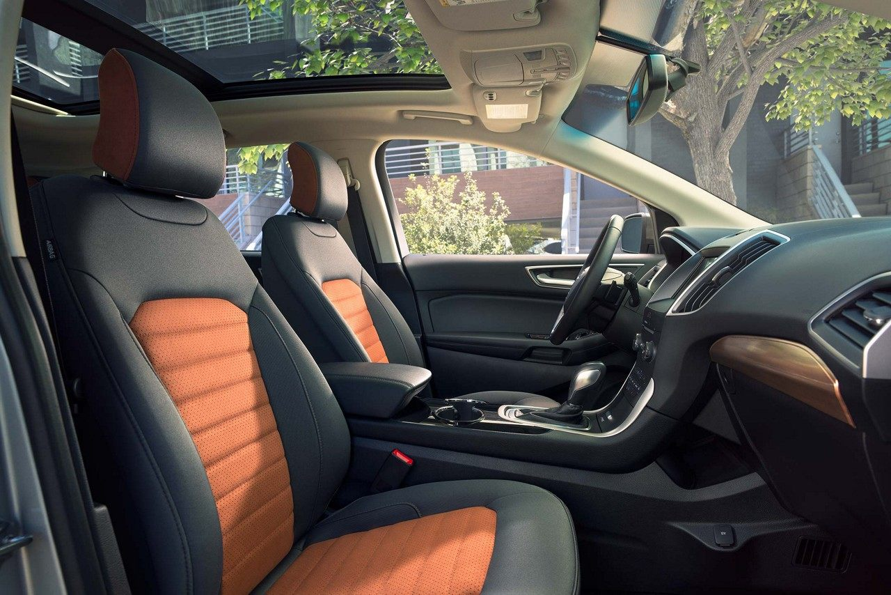 Comfort and Style in the 2018 Edge
