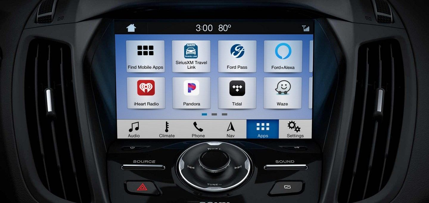 Technology in the Ford Escape