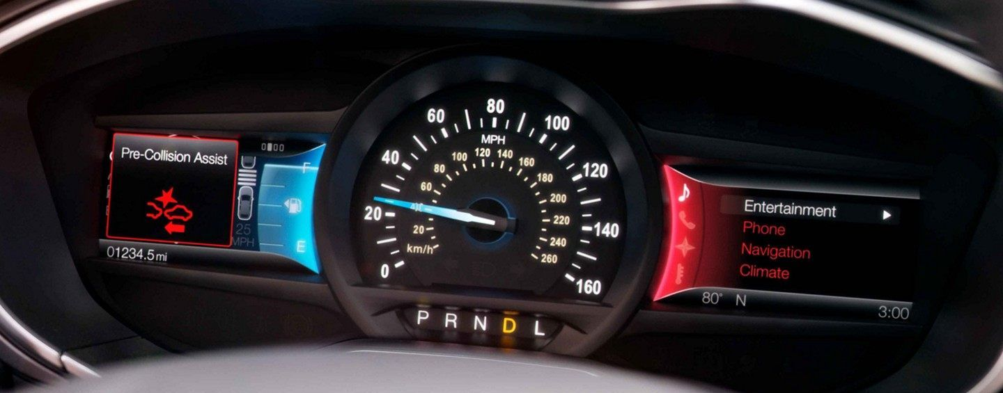 Feel the Thrill of the Ford Fusion!