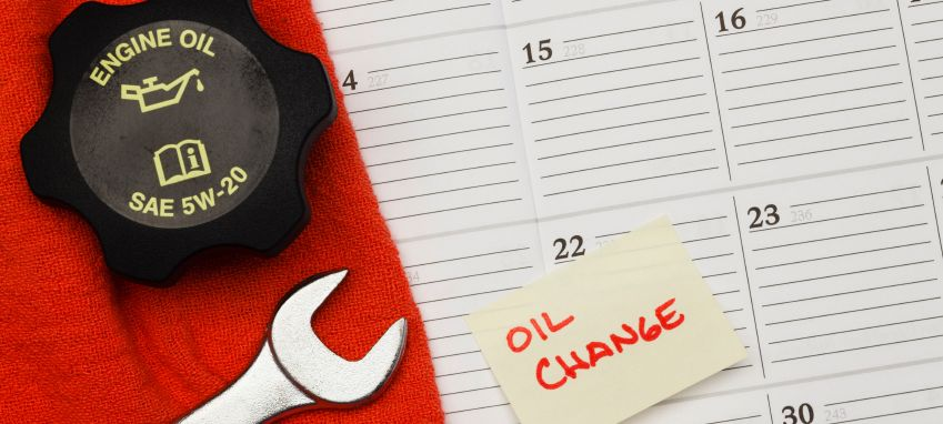 Oil Change Service in Bardstown, KY