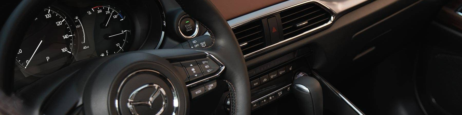 2019 Mazda CX-9 Interior