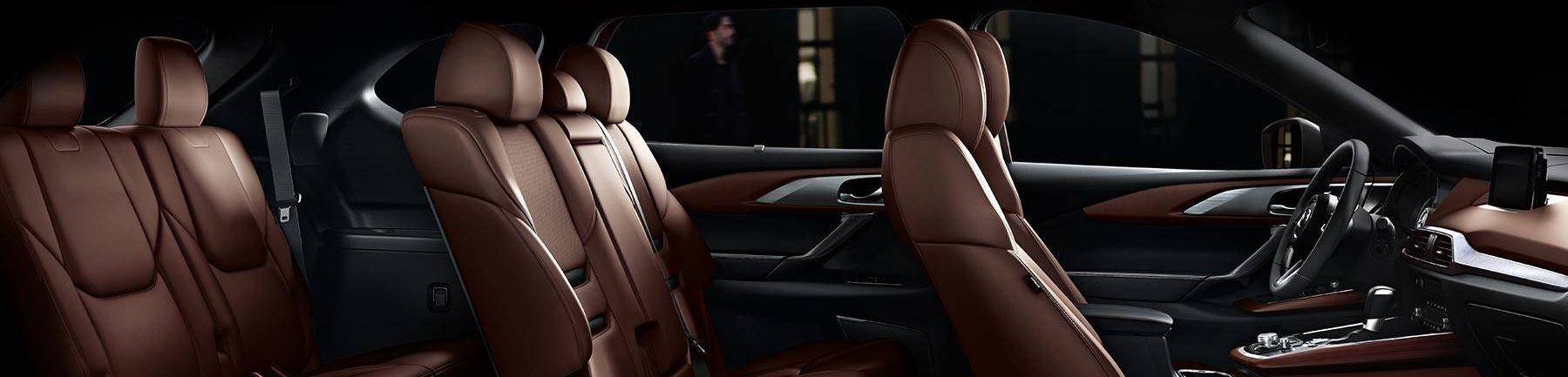2019 Mazda CX-9 Seating