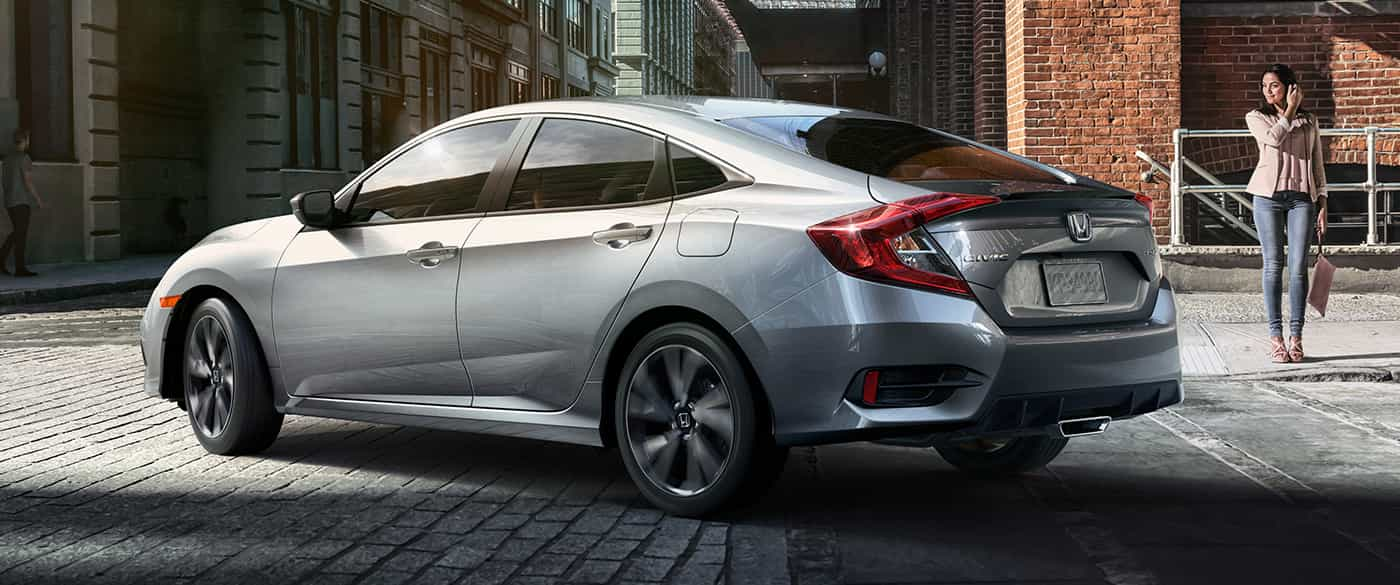2019 Honda Civic Leasing near Edmonton, AB