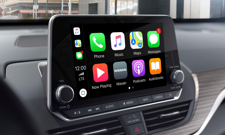 Nissan Altima Touchscreen