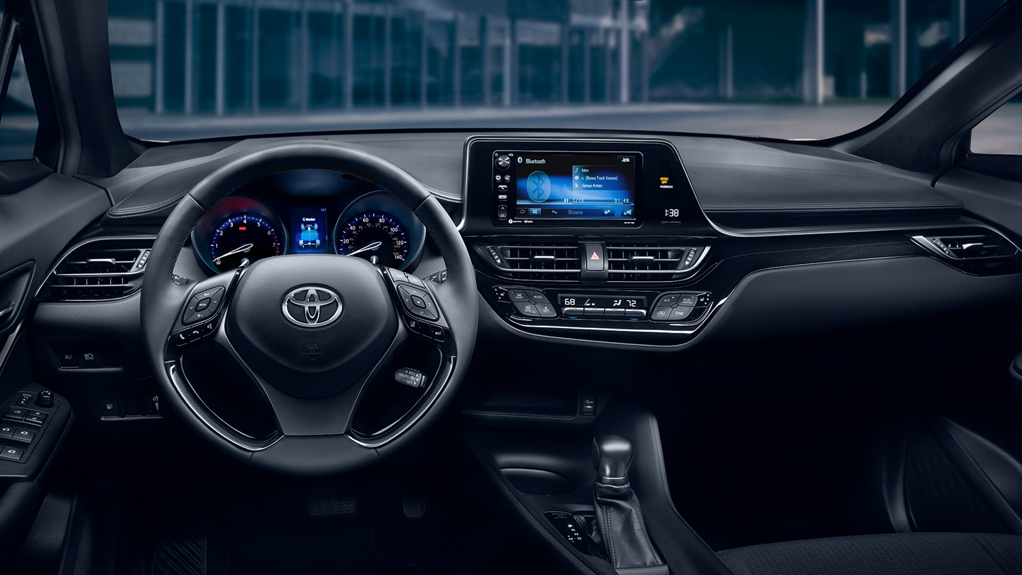 Technology in the C-HR