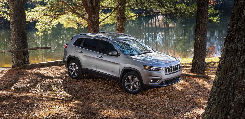 2019 Jeep Cherokee for Sale near Choctaw, OK