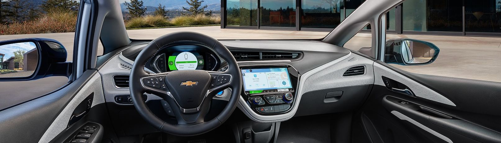 Interior of the 2019 Bolt EV