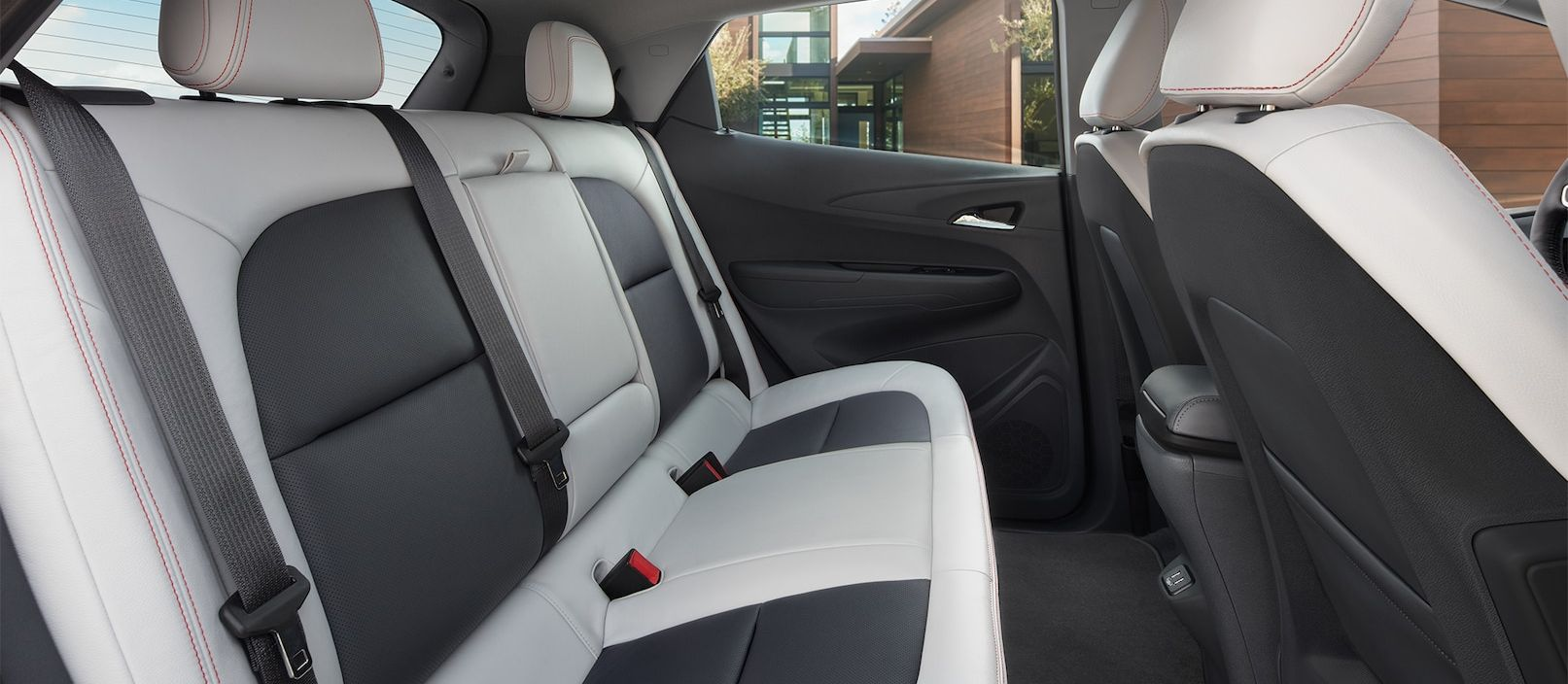 Comfort For All in the Chevrolet Bolt EV