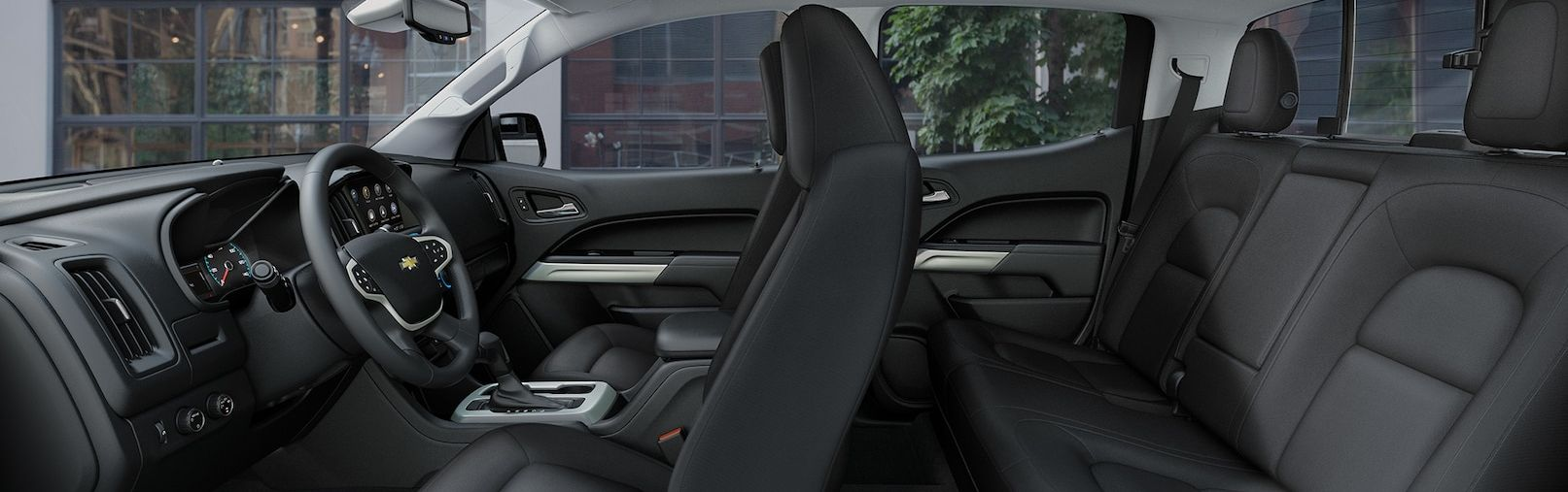 Accommodating Interior of the 2019 Chevrolet Colorado