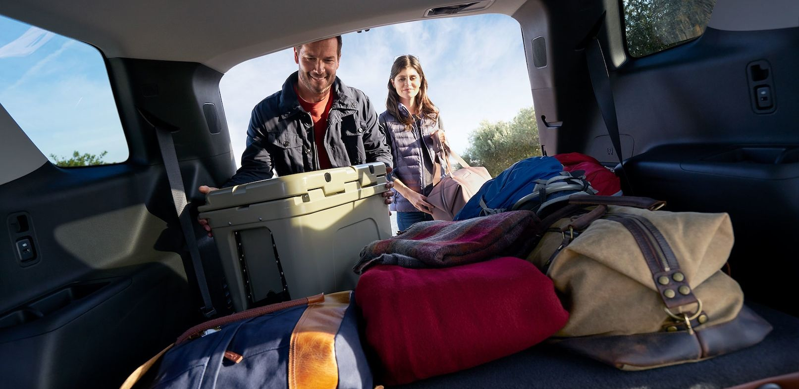 Ample Storage in the 2019 Traverse