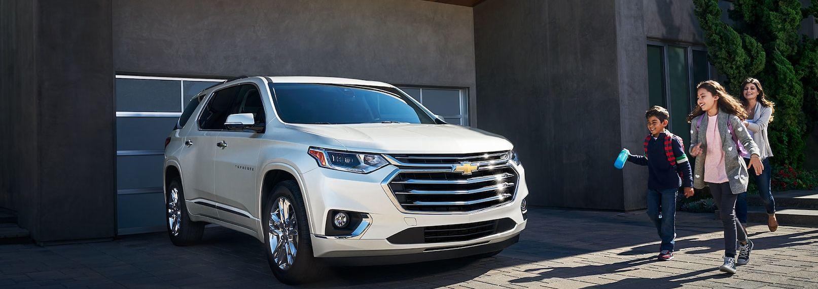 2019 Chevrolet Traverse Financing near Escondido, CA