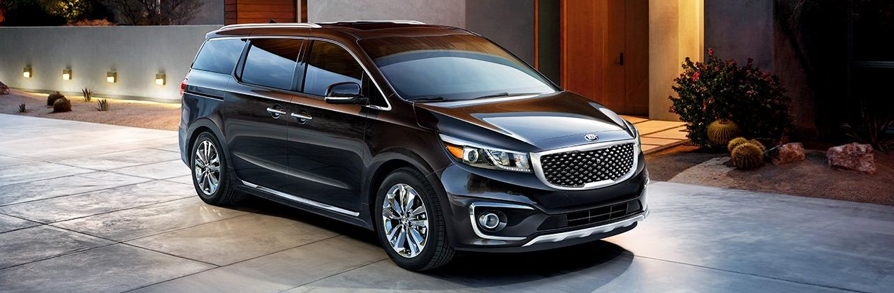 2018 Kia Sedona Financing in Honolulu, HI