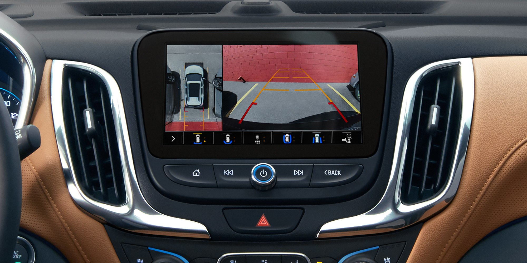 You'll Love the Equinox's Infotainment System!