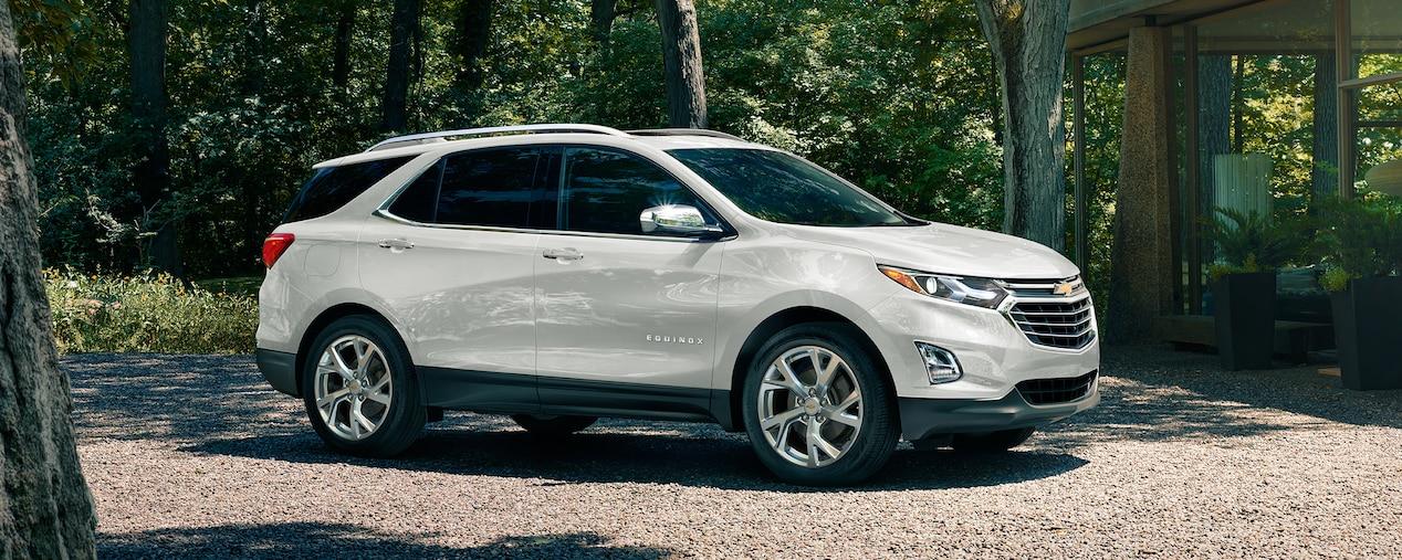 2019 Chevrolet Equinox Financing near Lansing, MI
