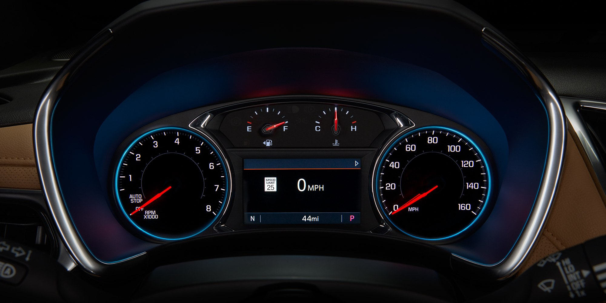2019 Chevrolet Equinox HUD