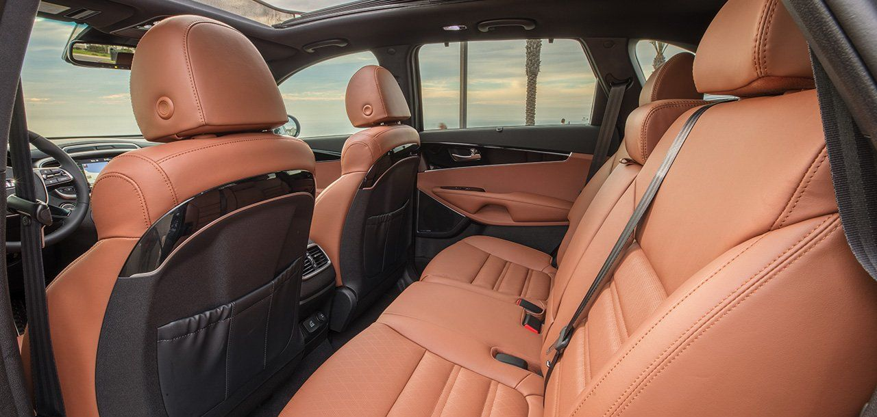 Stylish Seating in the Sorento