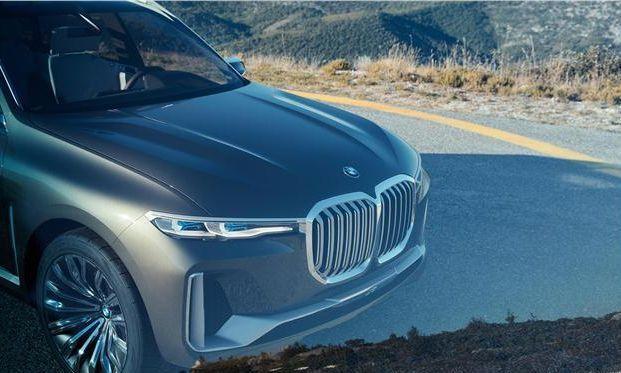 2019 BMW X7 Preview near Duluth, GA - Athens BMW