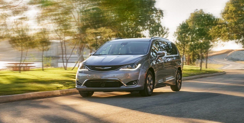 2019 Chrysler Pacifica Leasing near Oklahoma City, OK