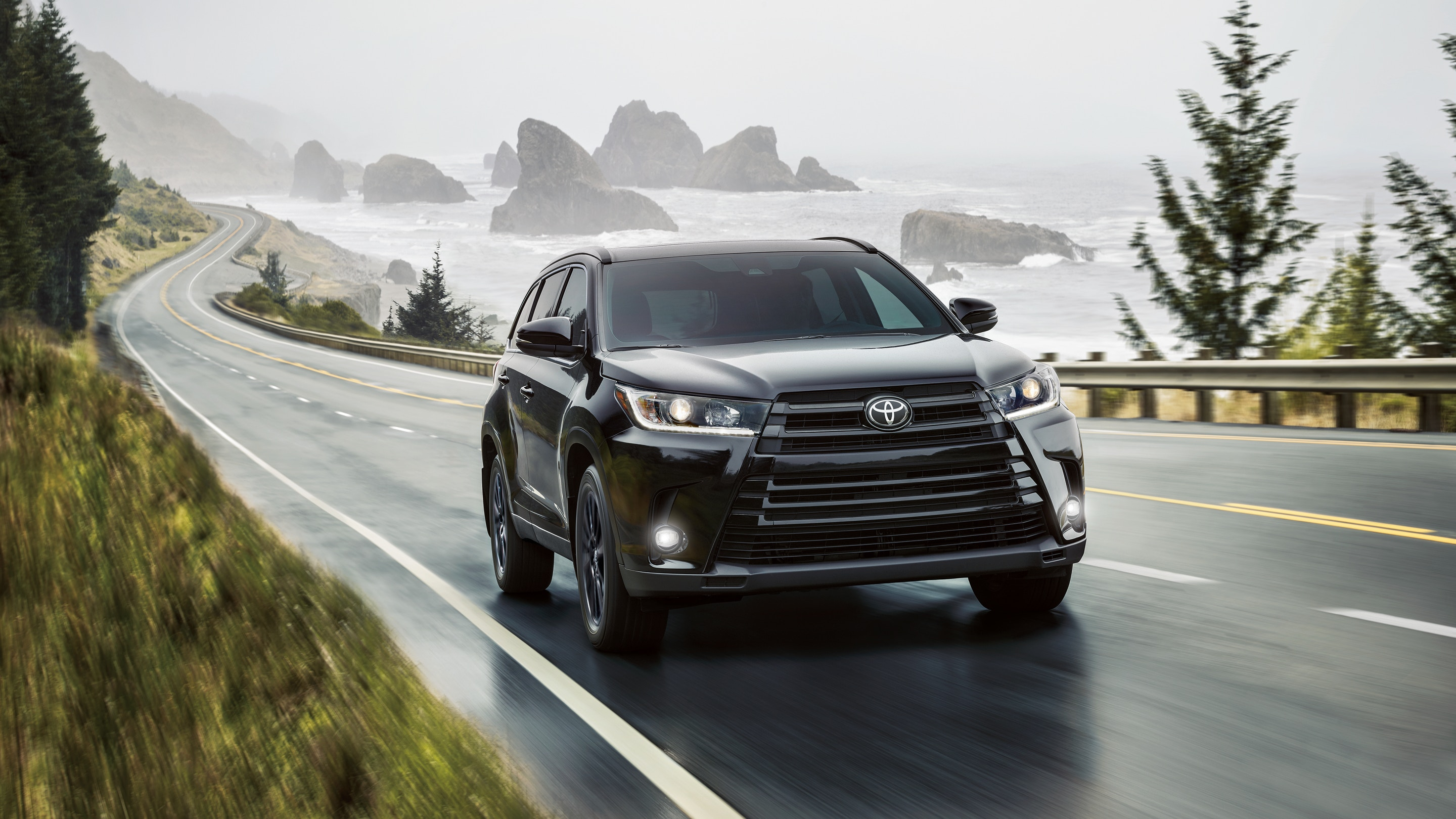 2019 Toyota Highlander Safety Features near San Jose, CA