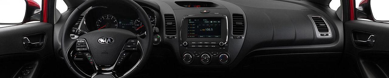 2018 Kia Forte Center Console