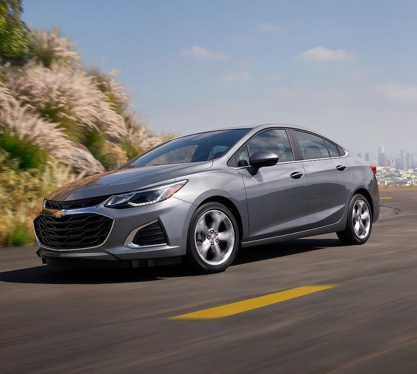 2019 Chevrolet Cruze Financing Near Tulsa, OK