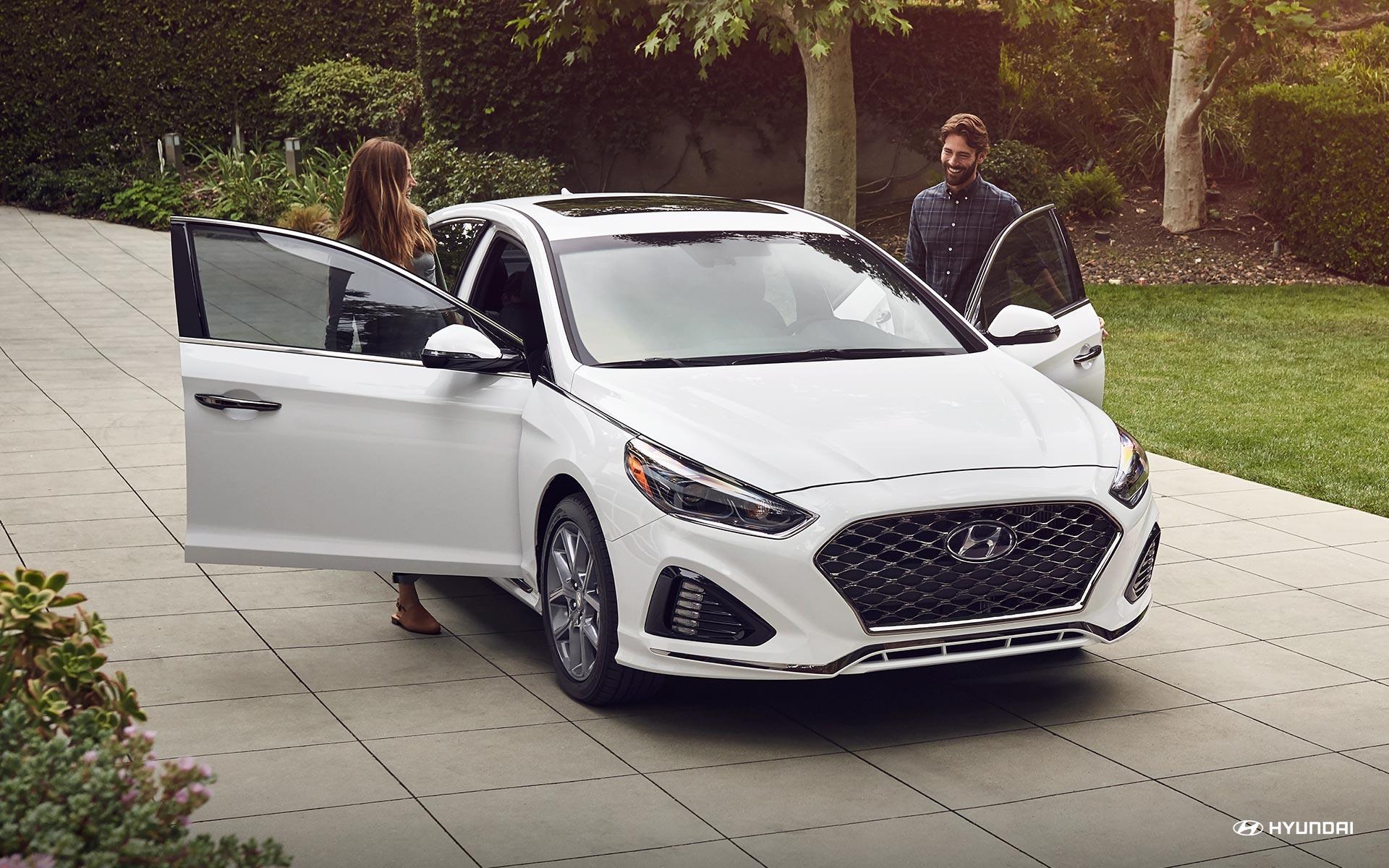 2019 Hyundai Sonata Leasing near Springfield, VA