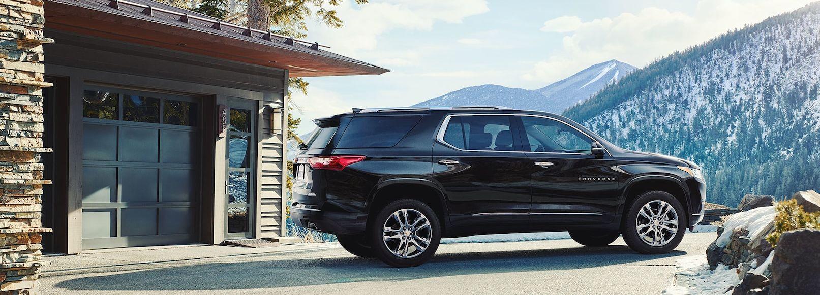 2019 Chevrolet Traverse Financing near Calumet City, IL
