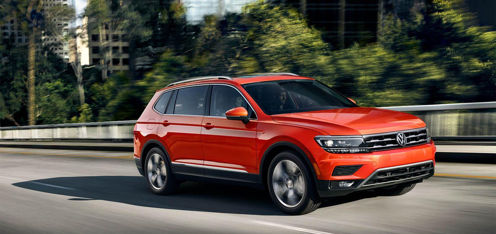 2019 Volkswagen Tiguan Leasing near Silver Spring, MD