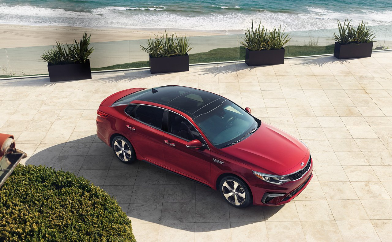 2019 Kia Optima Financing near Escondido, CA