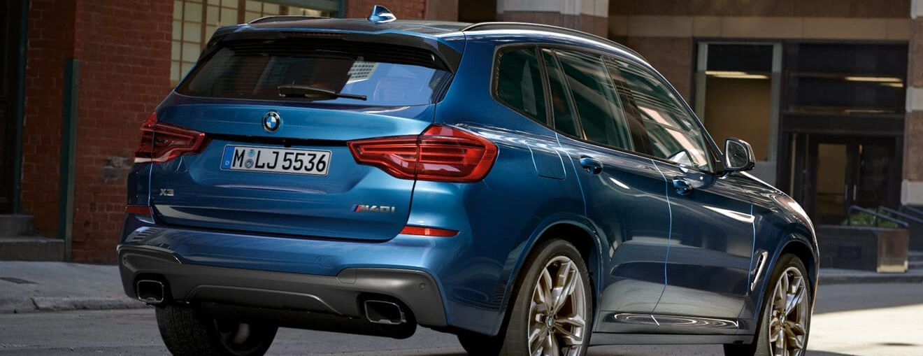 2019 BMW X3 Financing near Valparaiso, IN