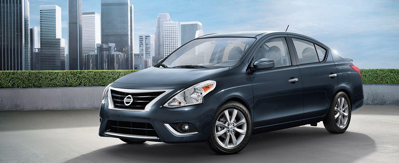 2019 Nissan Versa Safety Features near Calumet City, IL