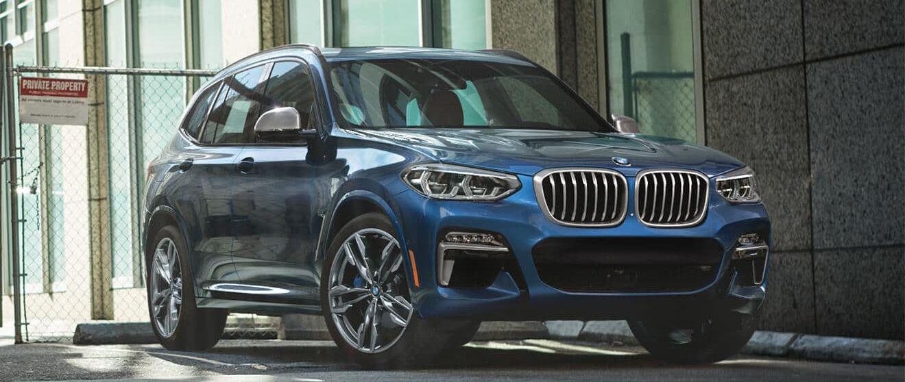 2019 BMW X3 Financing near Dallas, TX