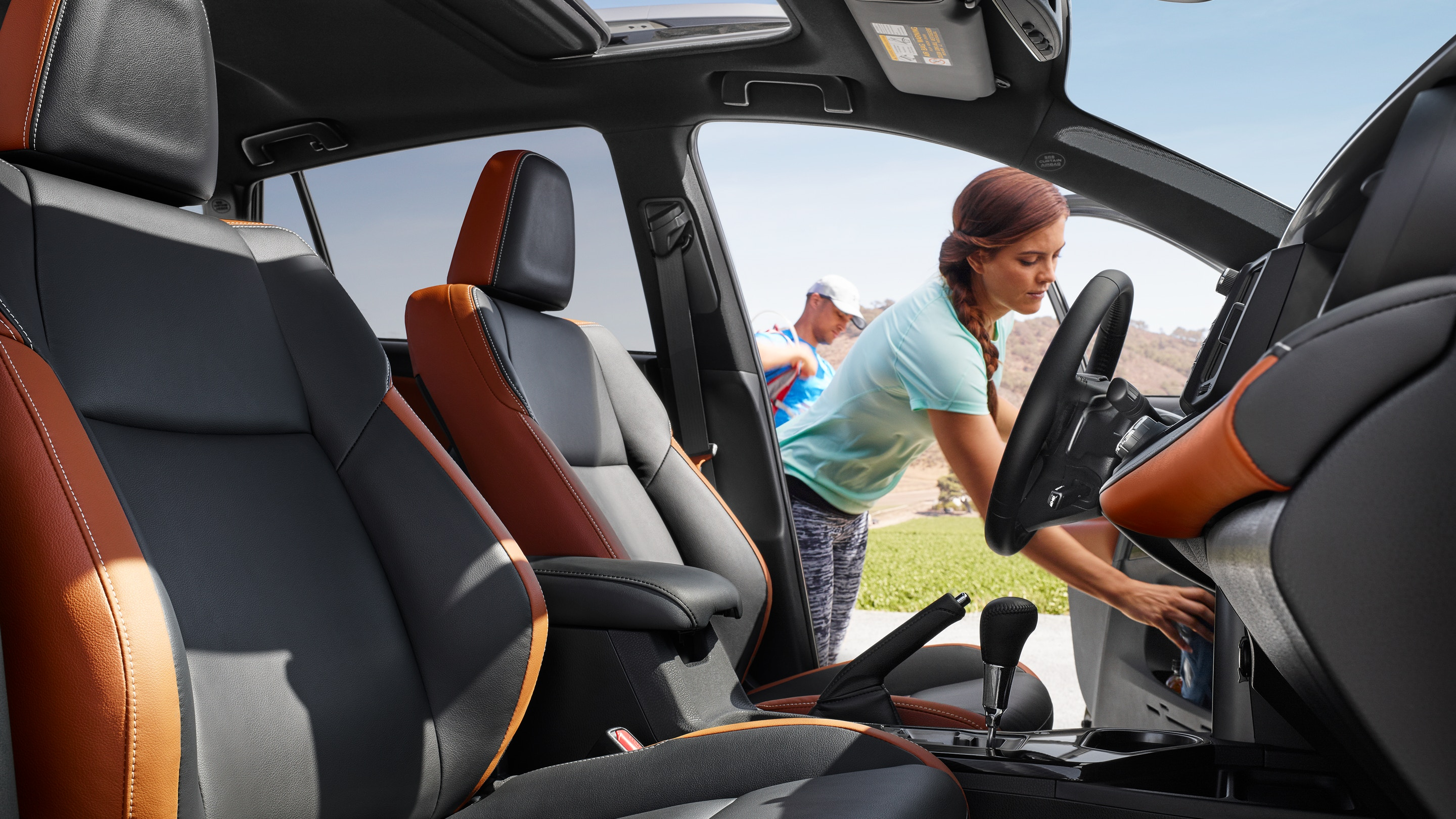 Ample Comfort and Space in the 2018 RAV4