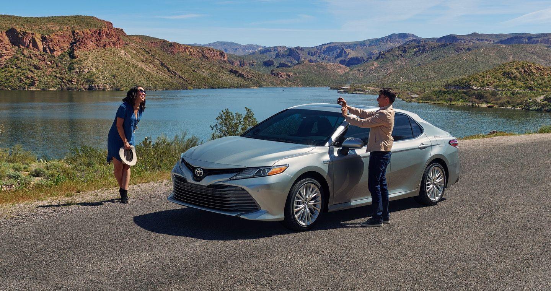2019 Toyota Camry Leasing near Glen Mills, PA