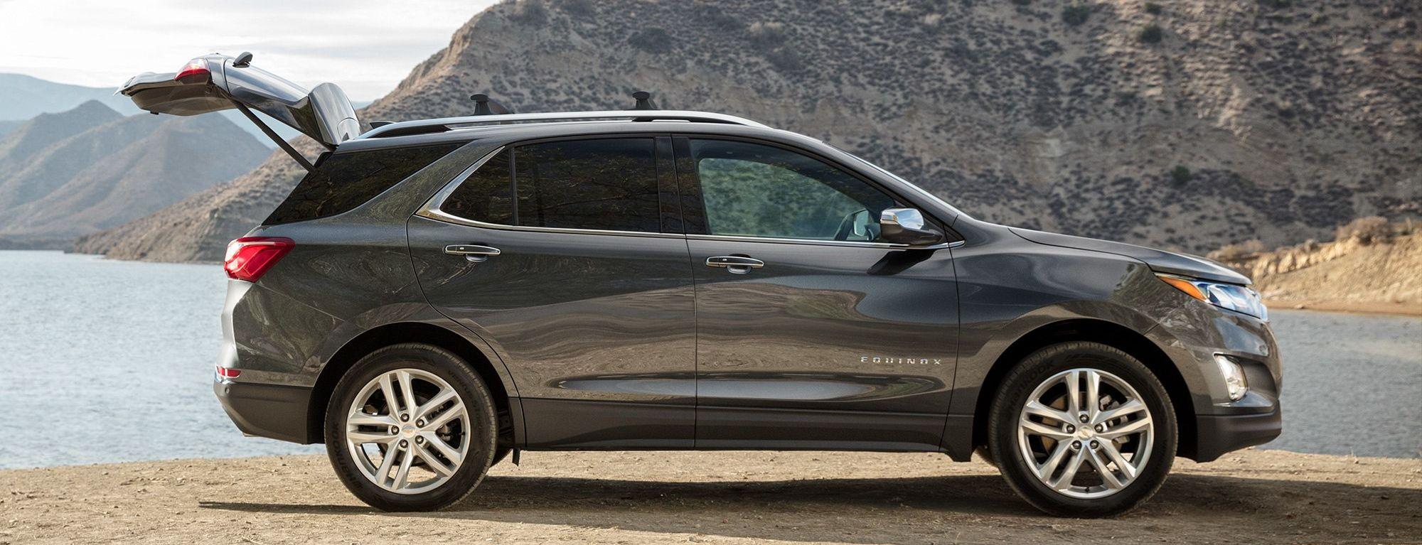 2019 Chevrolet Equinox Financing near Worthington, MN