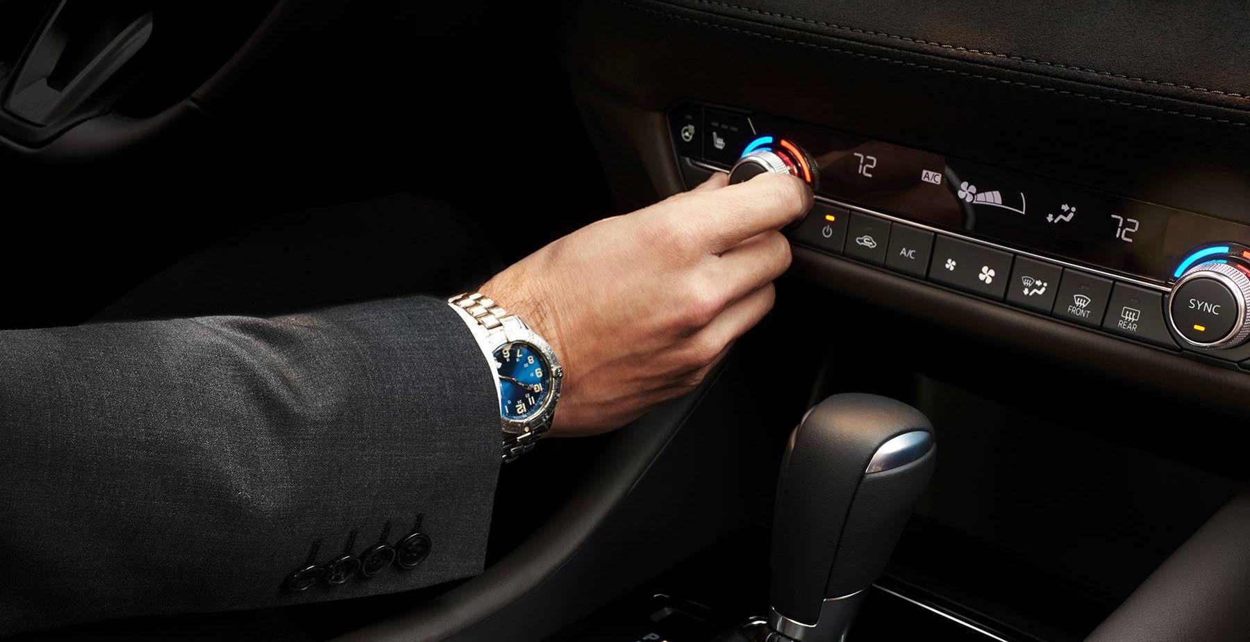 Get Cozy in the Mazda6
